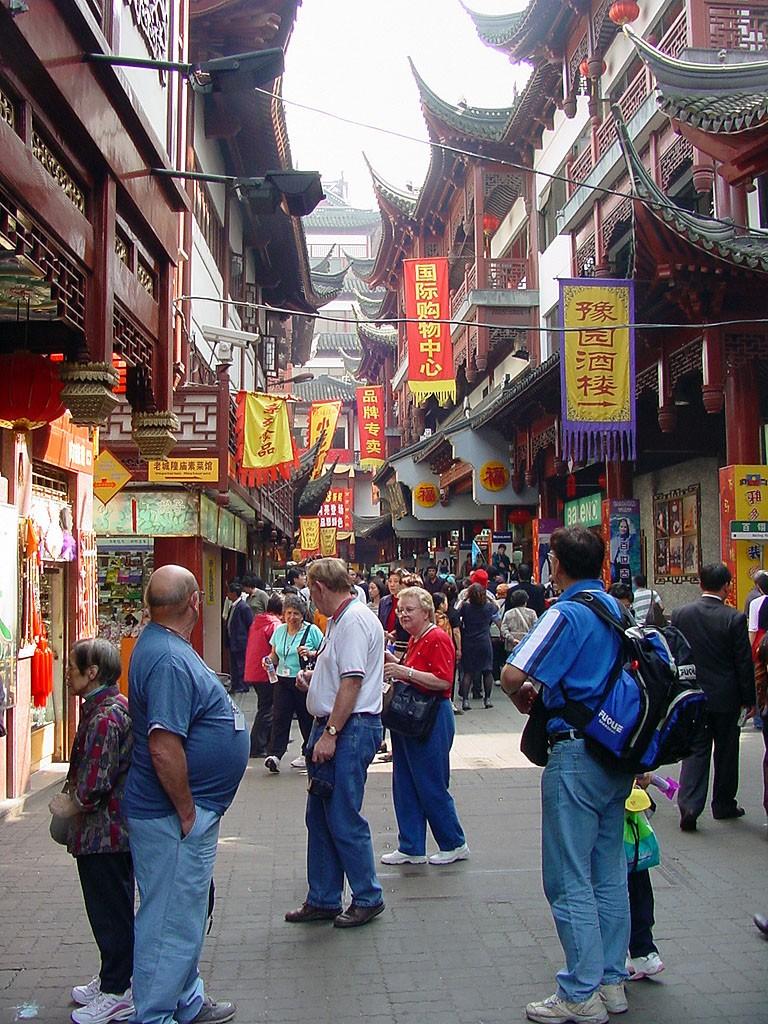 ChinaTownShanghai